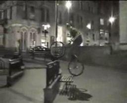 Czy umiesz tak jeździć na rowerze ?
