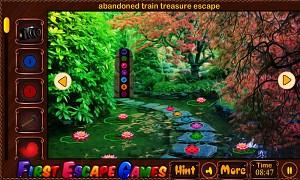 Escape From Asian Garden