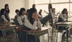Z kamerą wśród japońskich uczennic