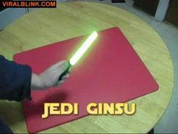 Nóż mistrza Yody
