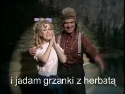 Monty Python - Lumberjack Song (polskie napisy)