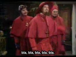 Monty Python - hiszpańska inkwizycja (polskie napisy)