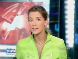 Melissa Theuriau - najpiękniejsza reporterka telewizyjna