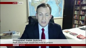 Gdy masz występ na żywo w telewizji... zabawna wpadka na antenie BBC News