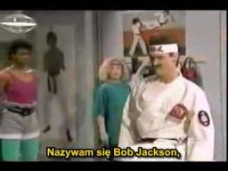 Jim Carrey - Instruktor karate (polskie napisy)