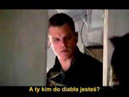 Guillermo w filmie Ultimatum Bourne'a (polskie napisy)