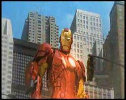 Iron Man, Spider-Man & Hulk kontra wielki robot