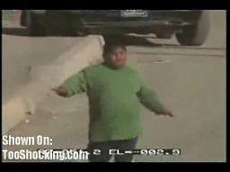 Gruby szef irackiej ulicy