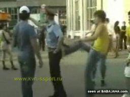 Rosyjscy policjanci mają przechlapane