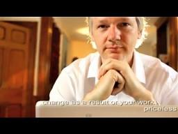 WikiLeaks - parodia reklamy MasterCard