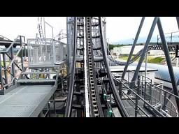 Rollercoaster TAKABISHA w Japonii