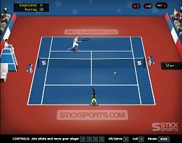 Stick Tennis GRAND SLAM USA