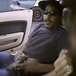 Uzbrojony bandyta próbuje okraść kobietę