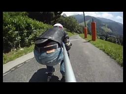 Szwajcarskie zjazdy letnie