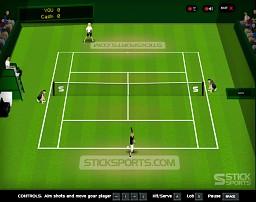 World Domination: Tennis