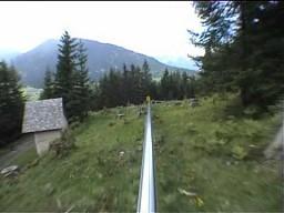 Alpejska zjeżdżalnia