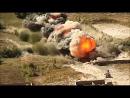 Czyszczenie pola minowego w Afganistanie