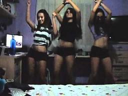 Taniec 3 Hiszpanek