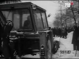 Polska Kronika Filmowa - zima stulecia