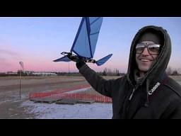 Ornitopter - latający mechaniczny ptak