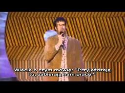 Anglojęzyczni komicy o Polakach