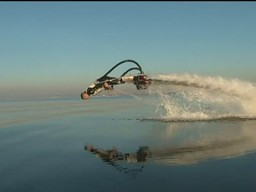 Delfinowy jetpack