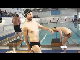Estońskie zawody pływackie