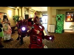 Prawdziwy Iron Man