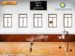 Stix Basketball