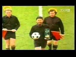 Mecz Grecja - Niemcy wg Monty Pythona