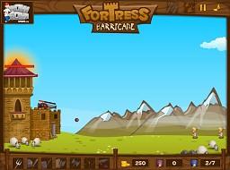 Fortress Barricade