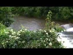 Rzeka zamieniła się w Armagedon