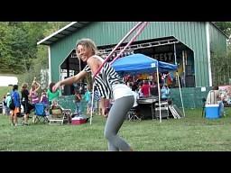 Hula-hoop nigdy za mało