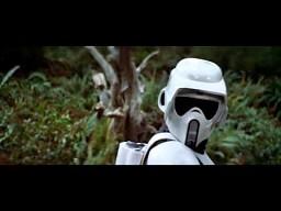 Wycięta scena ze Star Wars