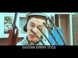 Eastern Europe Style!