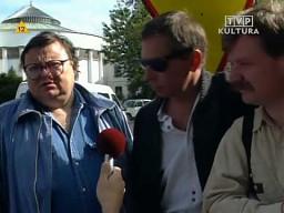 ZCDCP - Protest rodziców pod Sejmem