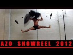 AZO Showreel 2012