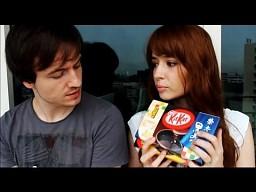 Japońskie KitKaty z chili i wasabi?