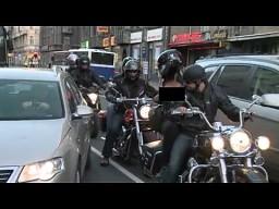 Zrób miejsce motocykliście