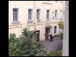 Rosyjskie pukanie na drzwi