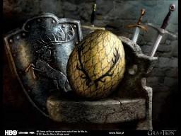 Wykonywanie repliki smoczego jaja z Gry o Tron