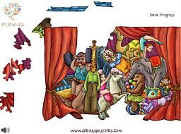 Plexus Puzzle: Set the stage