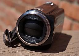 Panasonic HC-V520 - test zoomu