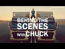 Jak powstawała reklama Volvo z Van Dammem?