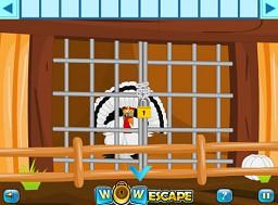 Queen Turkey Escape