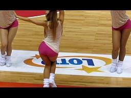 Cheerleaderki z Polski - Sex on Fire [HD] 2014