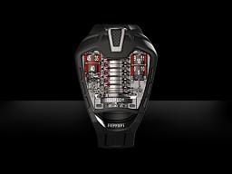 Wyjątkowy zegarek od Hublota
