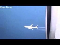 Wyścig pomiędzy dwoma samolotami