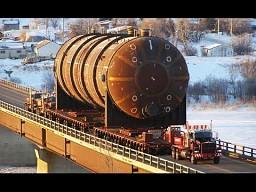 Jak transportuje się wielkie gabaryty?