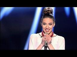 """""""Dziwny jest ten świat"""" w ukraińskim talent show"""